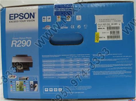 resetter epson r290 windows 7 epson r290 драйвер windows 7 shopstandart