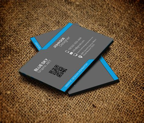 Typography Business Card Template by Professional Business Card Design Templates Professional