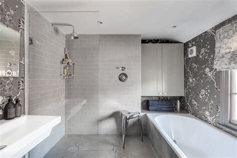 shower with gray subway tiles transitional bathroom astonishing grey subway tile bathroom transitional with