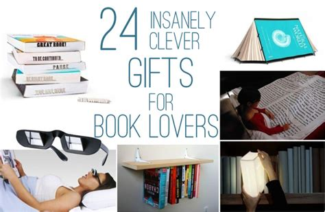 best books for gifts 24 insanely clever gifts for book
