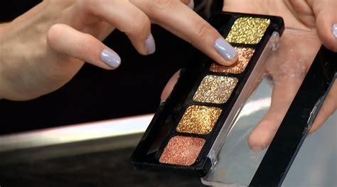 Eye Glitter Gel Fresh Green Lt Pro glitter eye makeup tutorial makeup vidalondon