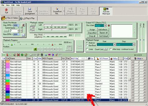 Keyboard Untuk Dangdut cara membuat modul laptop untuk keyboard memakai synthfont software krisna semarang