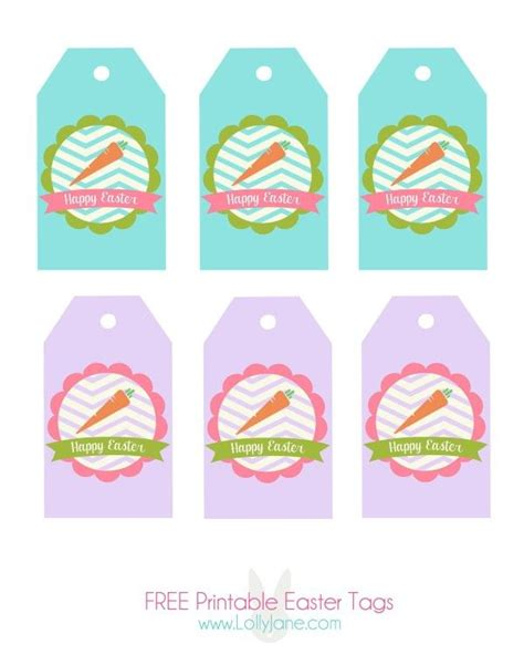 printable easter tags for teachers happy easter tags free printable free printable and