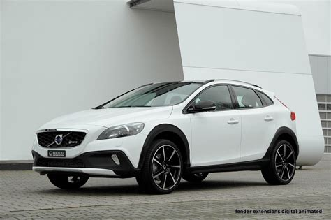 heico sportiv volvo  cross country