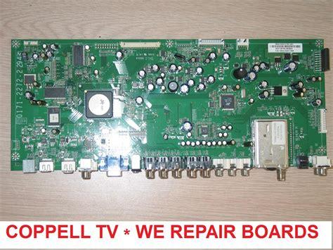 visio repair vizio vw32lhdtv10a board repair service for not