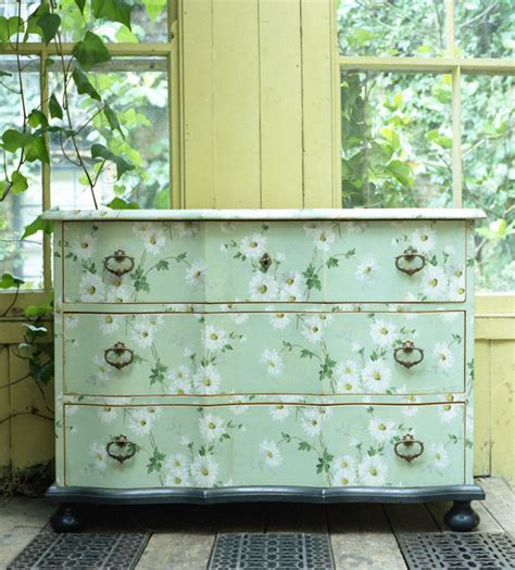 Wallpaper Furniture by 7 Alternative Ways To Use Wallpaper In Home D 233 Cor