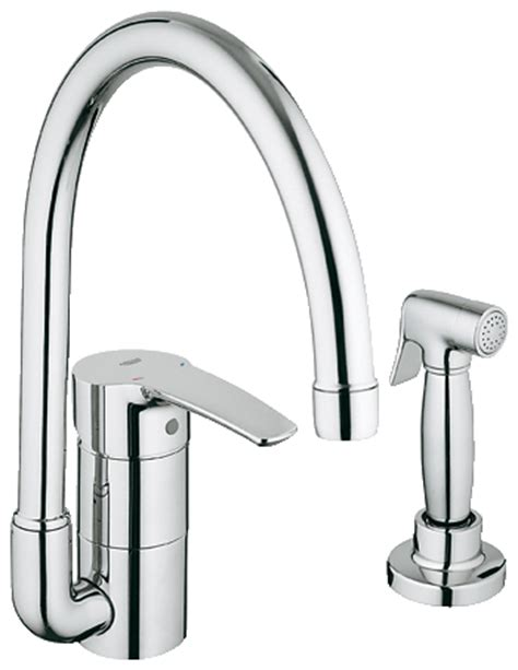 grohe kitchen faucets grohe for your kitchen grohe essence new