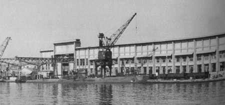 german u boat flotillas uboat net boats flotillas bases toulon france