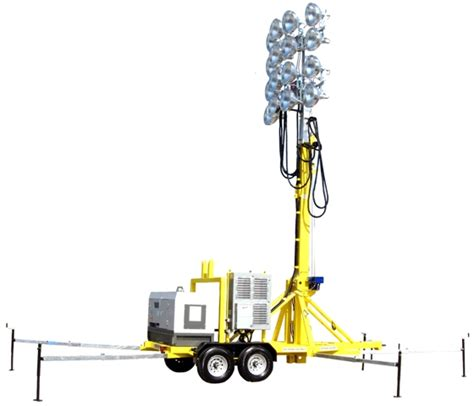 portable sports field lighting 80 foot sports field lighting portable light tower 16 x