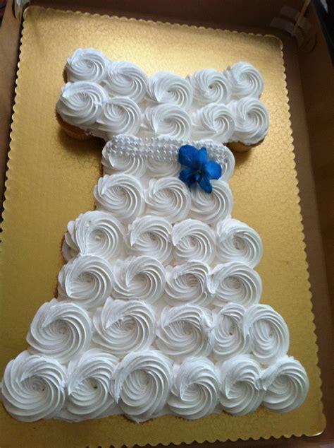 pull apart cupcake cake for bridal shower bridal shower cup cake cupcake cakes cupcake pull