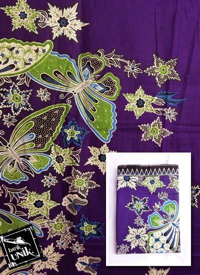 Batik Motif Bintang kain batik printing motif kupu bunga bintang kain batik