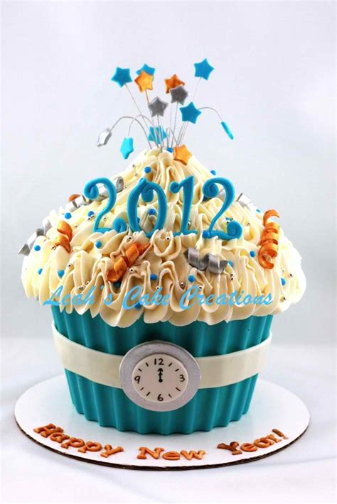 new year cupcake ideas new year s cupcakes
