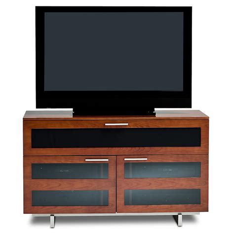Tv Cabinet Enclosed by Bdi Avion Series Ii Enclosed Tv Cabinet For 32 50 Inch