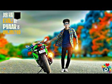 tutorial picsart hdr hdr effect change background awesome picsart editing