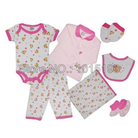 newborn clothes cheap 7pcs lot roupas meninas infant clothing cheap newborn baby