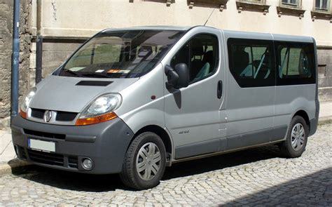 Renault Traffic by File Renault Trafic Kombi Jpg Wikimedia Commons