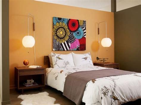 contoh kombinasi cat kamar tidur eksotik  mewah
