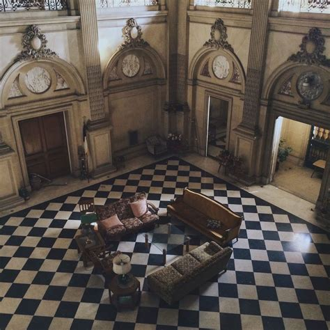 rare video of the interior of lynnewood hall emerges photos step inside the majestic lynnewood hall curbed