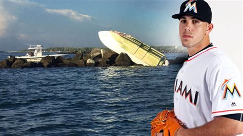 baseball player dies in boat accident baseball star jose fernandez killed in boating accident