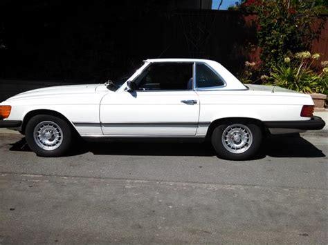 1979 mercedes 450sl for sale 1979 mercedes 450sl for sale on classiccars 16
