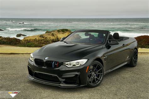 Black On Black Custom Convertible Bmw 4 Series Carid Com