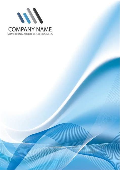 corporate layout free vector free vectors blue lines corporate background vector bg