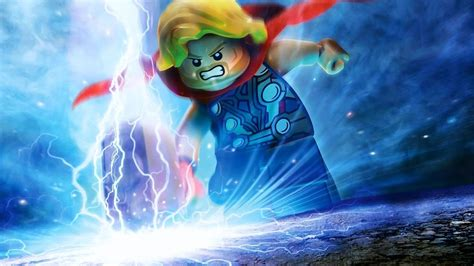 Lego Thor asgard character pack adds thor characters to lego marvel heroes polygon