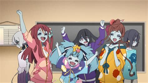 Anime Zombieland Saga by Zombieland Saga Ep 2 E 3 Voc 234 Est 225 Vivendo Ou Voc 234