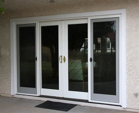Exterior Sliding Door Homeofficedecoration Doors Exterior Sliding