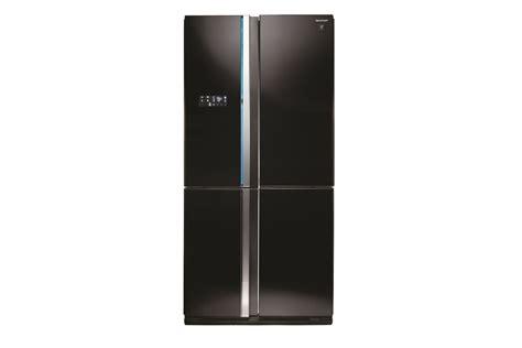 Lemari Es Sharp Vetro Series sj f90pg bk lemari es sharp pilihan paling tepat untuk
