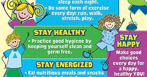 Healthy Habits For Healthy Chart Tcr7736 Created Resources Healthy Habits For Healthy Chart Charts And Physical Education