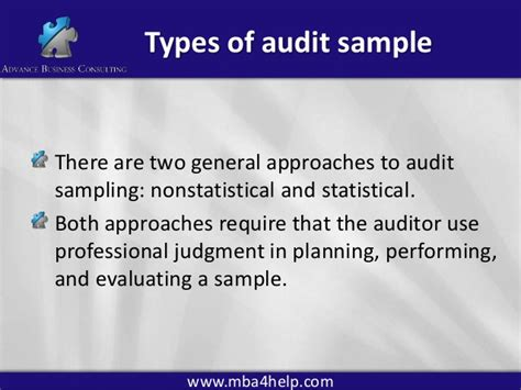Can I Be An Auditor With An Mba In Accounting by Auditing 304 Part3