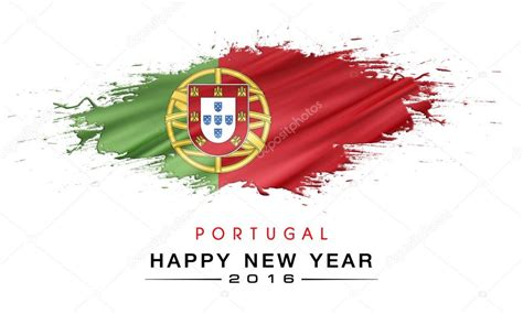 what is happy new year in portugal happy new years with splashes portugal flag background stock photo 169 sazori 78848324