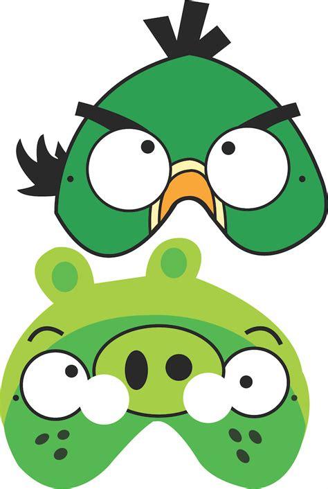 printable bird mask printable halloween masks