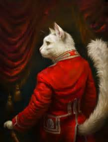 Apartment Painting Ideas the hermitage court chamber herald cat the art of eldar