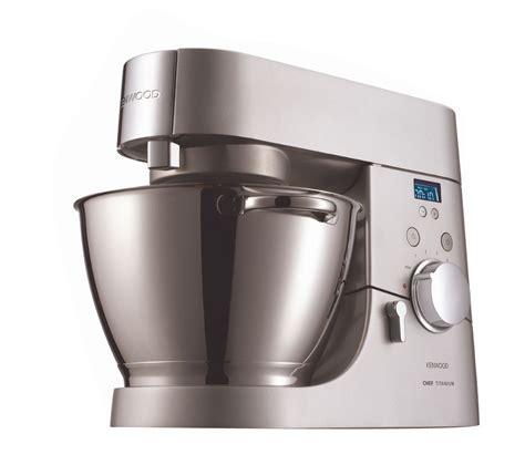 Buy KENWOOD KMC030 Titanium Chef Kitchen Machine   Silver
