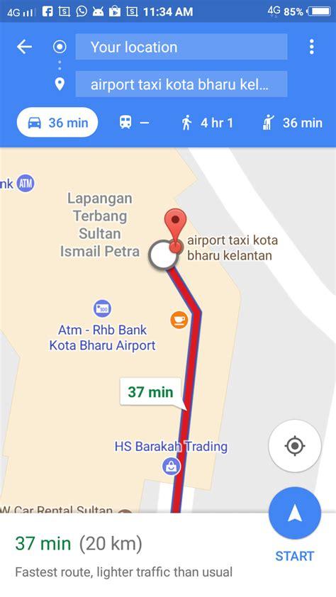kota bharu airport july 2017 airport taxi kota bharu kelantan