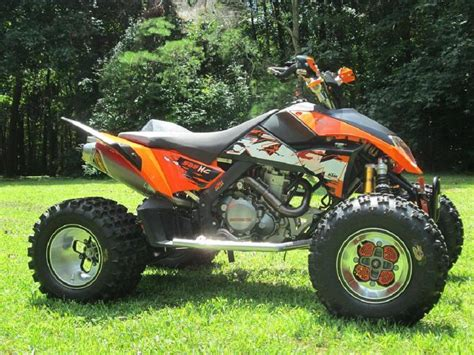 Ktm 525 Xc Atv For Sale Page 213 New Used Sport Motorcycles For Sale New