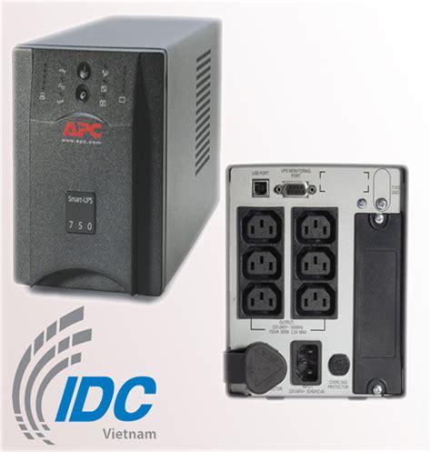 Apc Smart Ups Sua750i Hitam apc smart ups 750va usb serial 230v