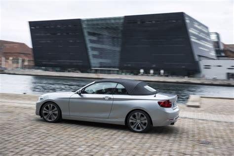 Bmw 2er Driving Assistant by Das Neue Bmw 2er Cabrio Mit Stoffdach Faszination Autos
