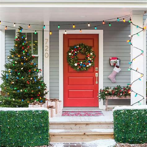 outdoor christmas stocking lights 17 best images about holiday ready home on pinterest