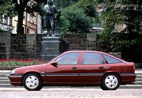 opel vectra 1995 opel vectra hatchback 1992 1993 1994 1995 autoevolution