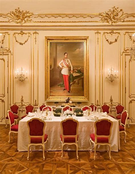 Antoinette Rooms by The Antoinette Room Schonbrunn Palace And The