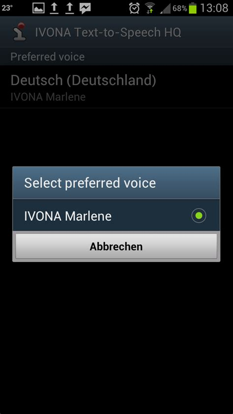 ivona text to speech hq apk ivona text to speech hq die menschlichere stimme android apps im test androidpit