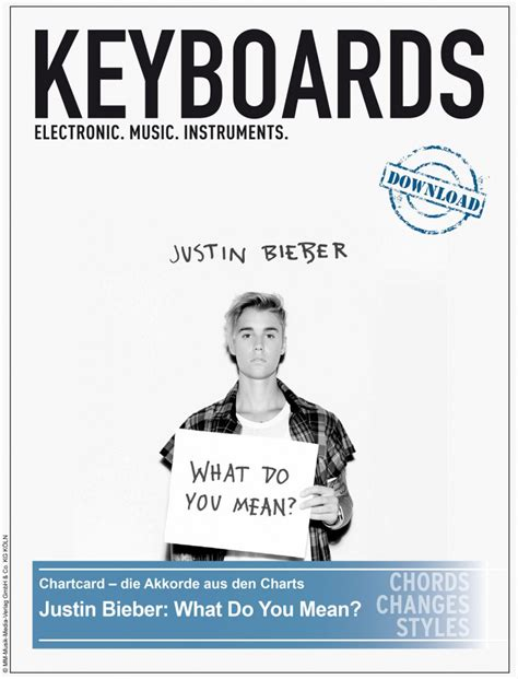 download mp3 free justin bieber what do you mean chartcard akkorde chords justin bieber what do you mean