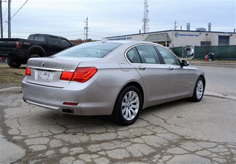 2011 Bmw 750i by 2011 Bmw 7 Series 750i Xdrive Executive Package Awd