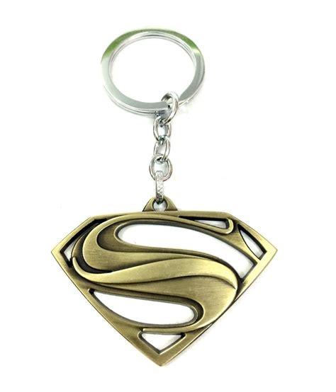design keychains online designer keychains super man metal key chain buy online