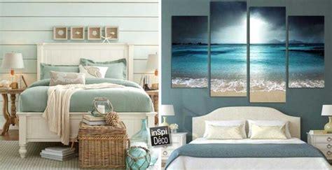decoration maison bord de mer une t 234 te de lit ambiance bord de mer 20 id 233 es pour vous