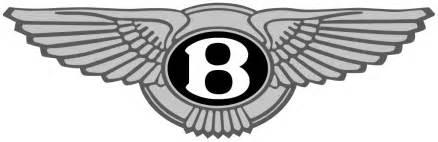 Logo Bentley File Bentley Logo Svg