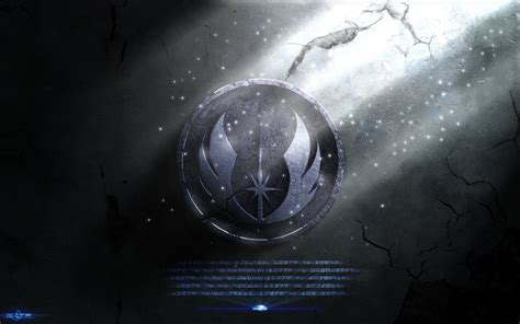 Grey Jedi Wallpaper | the jedi order by guardianoftheforce on deviantart